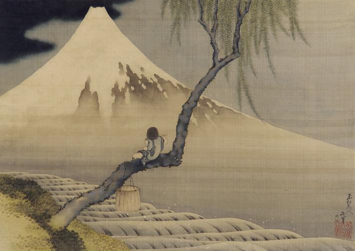 hokusai edo periodo
