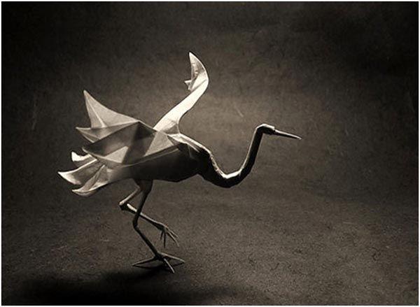 Origami Master Roman Diaz,